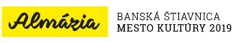 Mesto kultúry – Almázia Banská Štiavnica Logo
