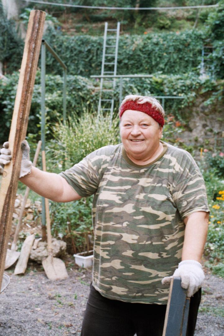 Pavla, dôchodkyňa