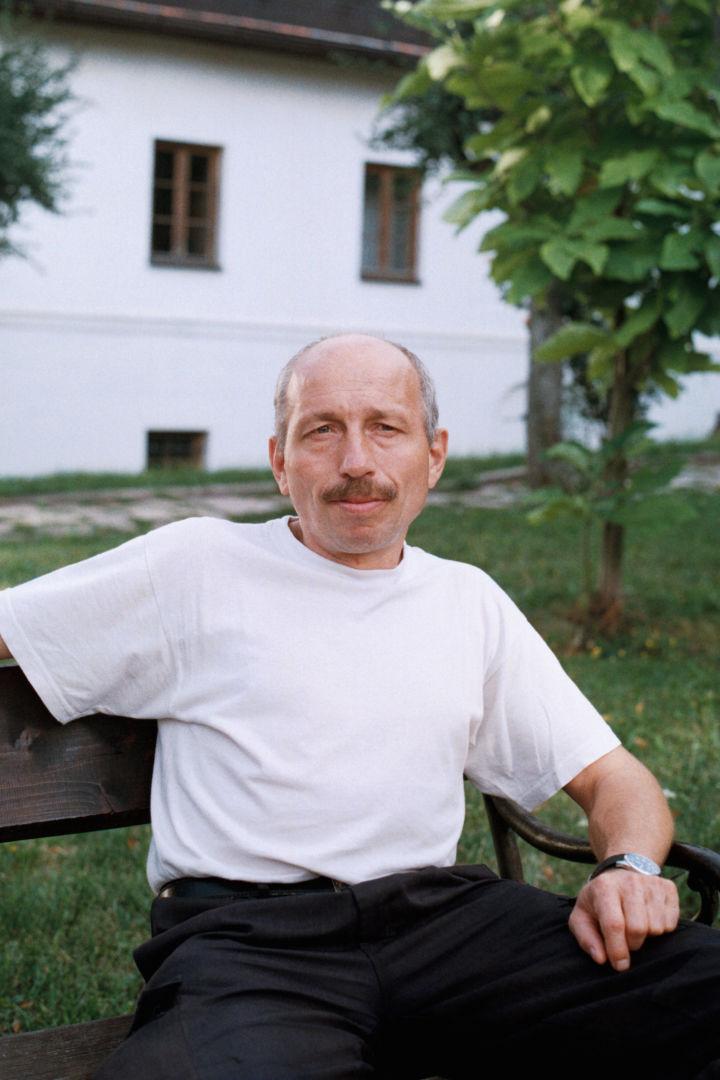 Ján, dôchodca