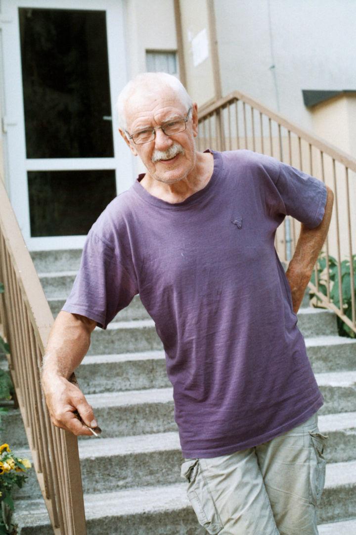 Mikuláš, dôchodca