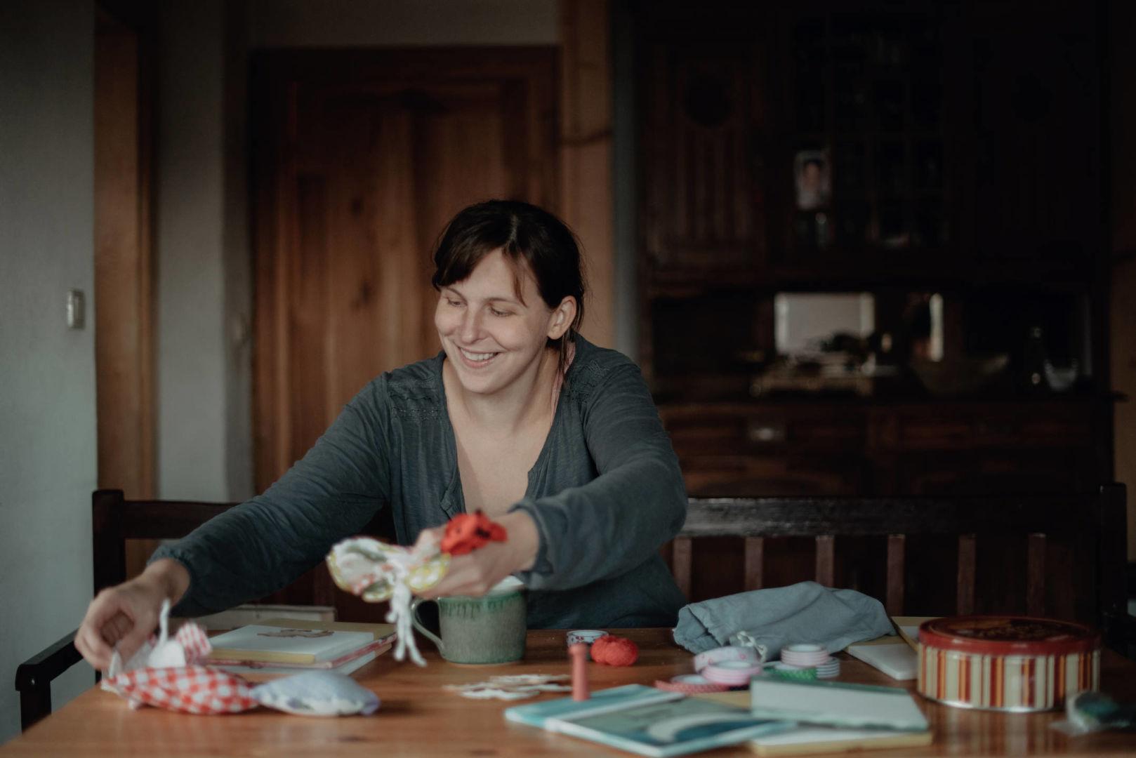 Mariana, učiteľka v materskej školke