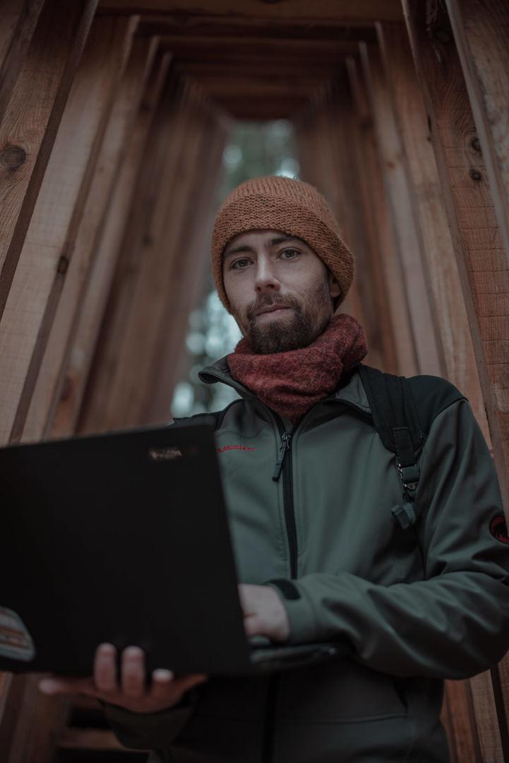 Andrej, web dizajnér