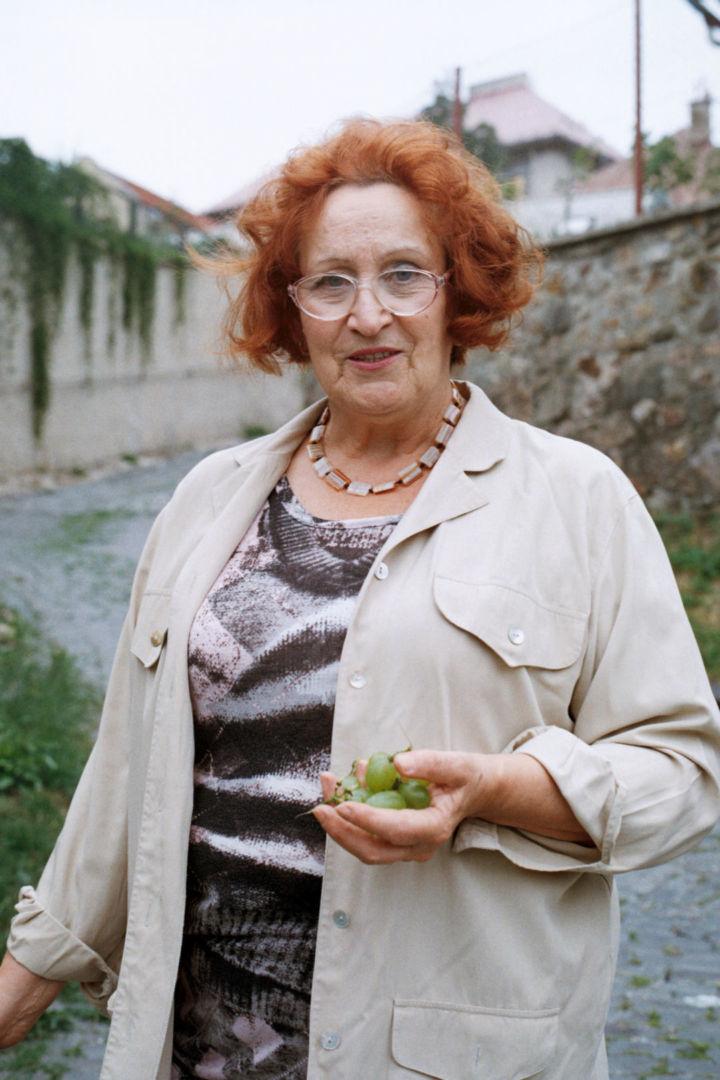Mária, dôchodkyňa