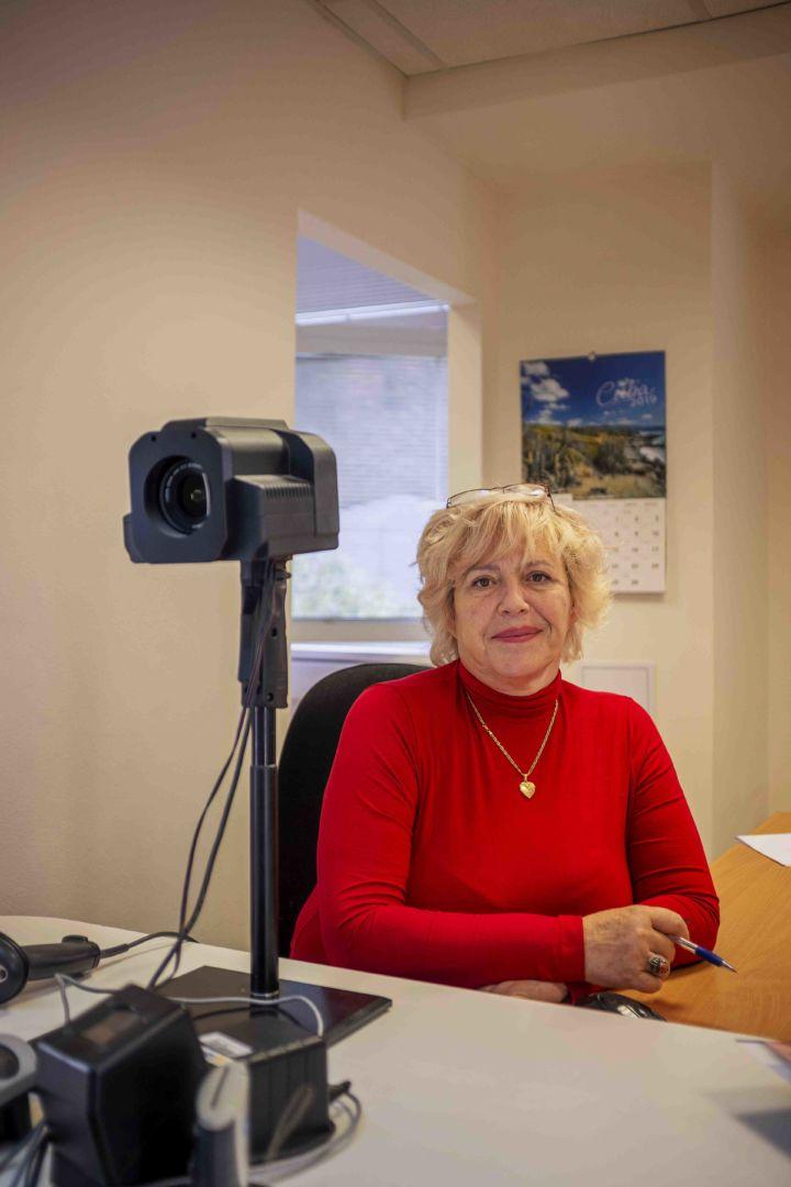 Zuzana, referentka