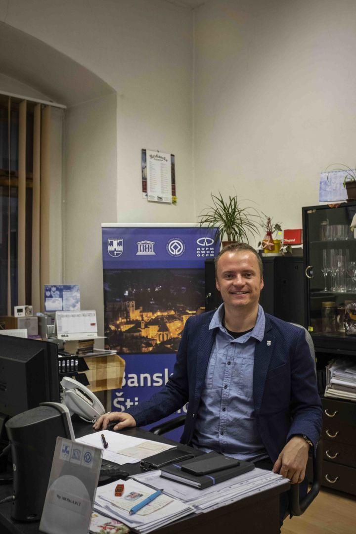 Michal, novinár