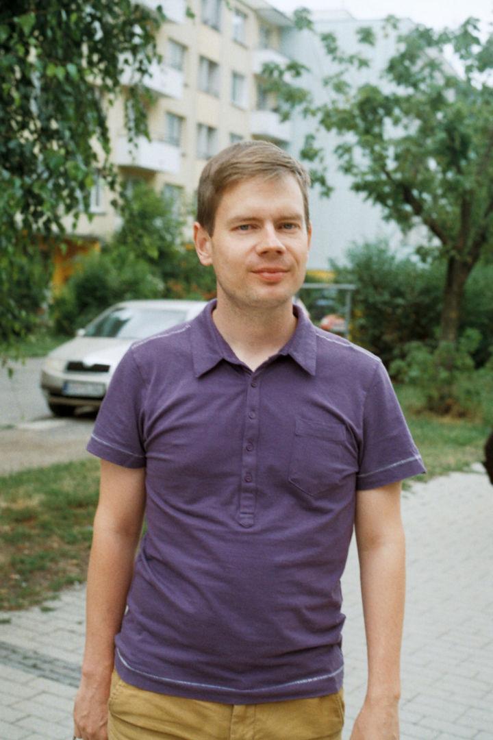 Martin, středoškolský učitel