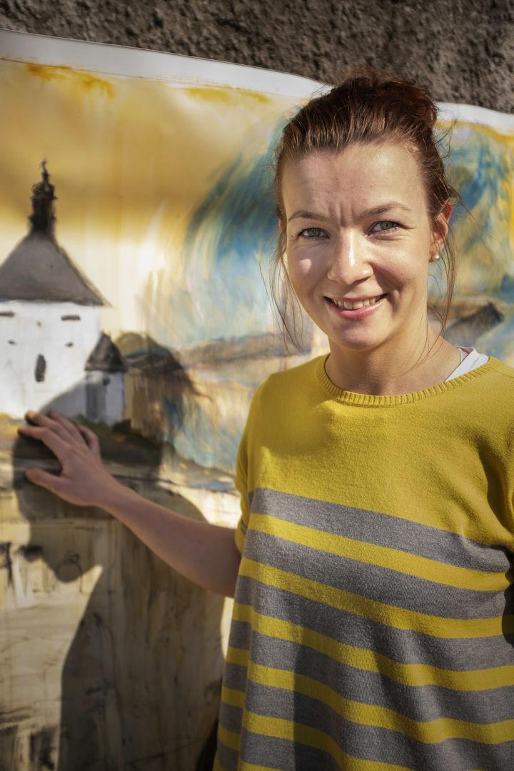 Kristína, učiteľka flauty na ZUŠ