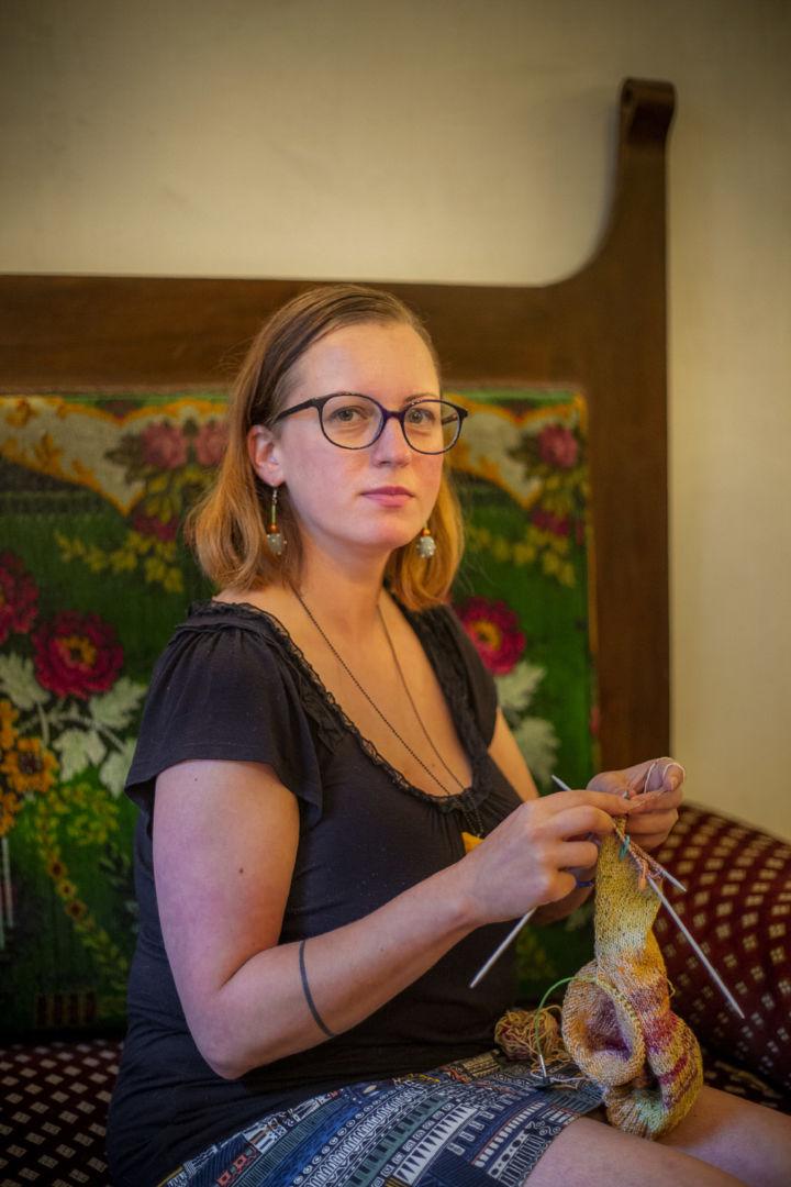 Zuzana, architektka