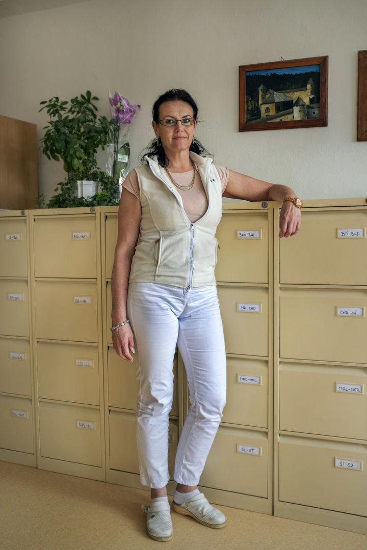 Miroslava, zdravotná sestra
