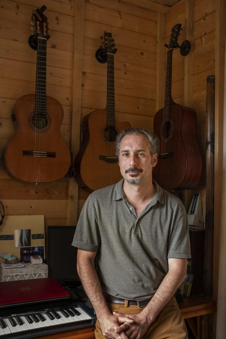 Robert, hudobník a pedagóg
