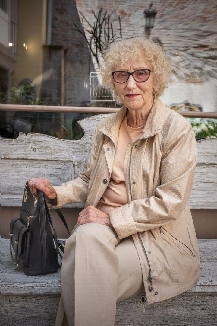 Mária Grétka, dôchodca