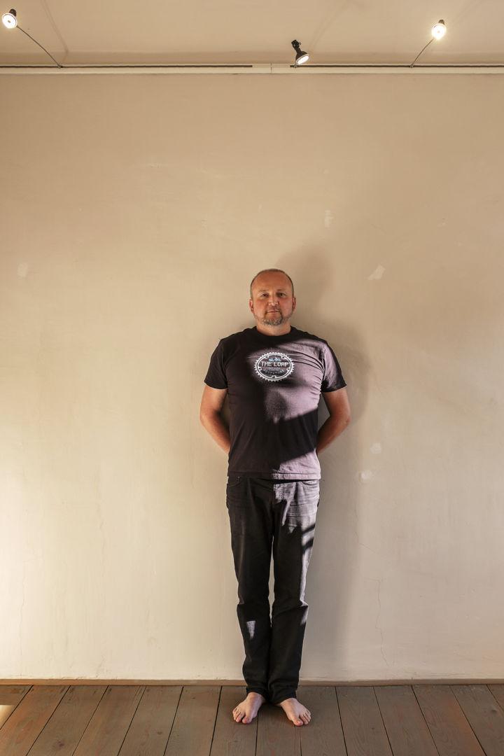 Ivan, galerista
