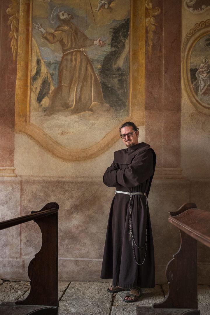 Fráter Zachej Ľubomír, rehoľný brat