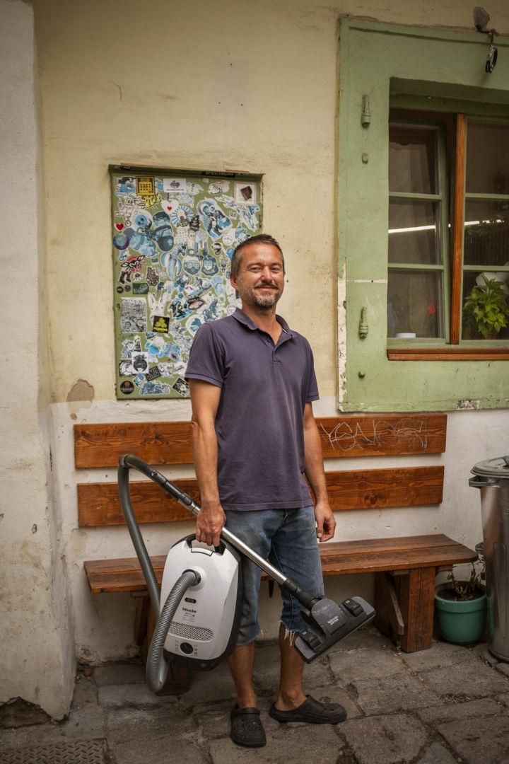 Braňo, Drobný podnikateľ v cestovnom ruchu